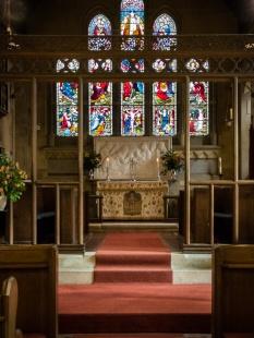 St Paul's church, Four Elms