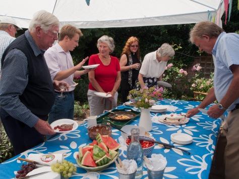 Parish lunch 2011