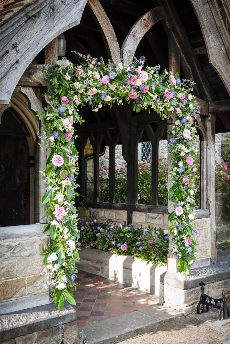 Wedding arch | Three Spires Benefice