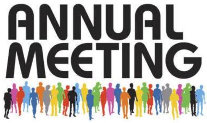 Reminder !!  Annual General Meetings