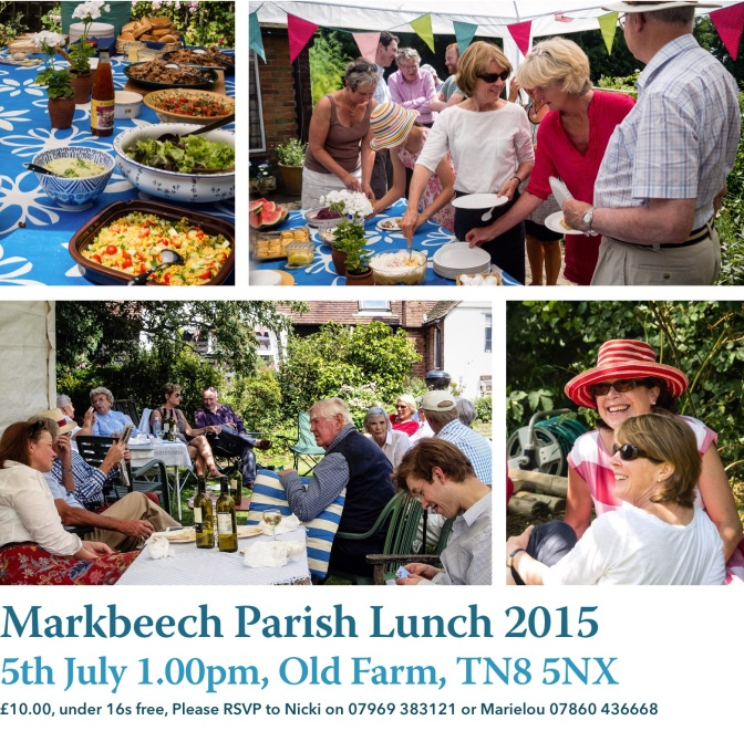 Markbeech Parish Lunch