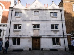 House on Rochester High Street