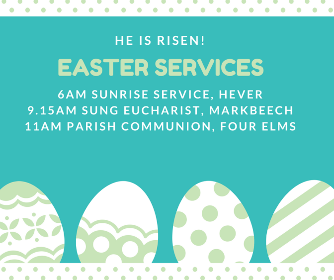 Easter Day Services