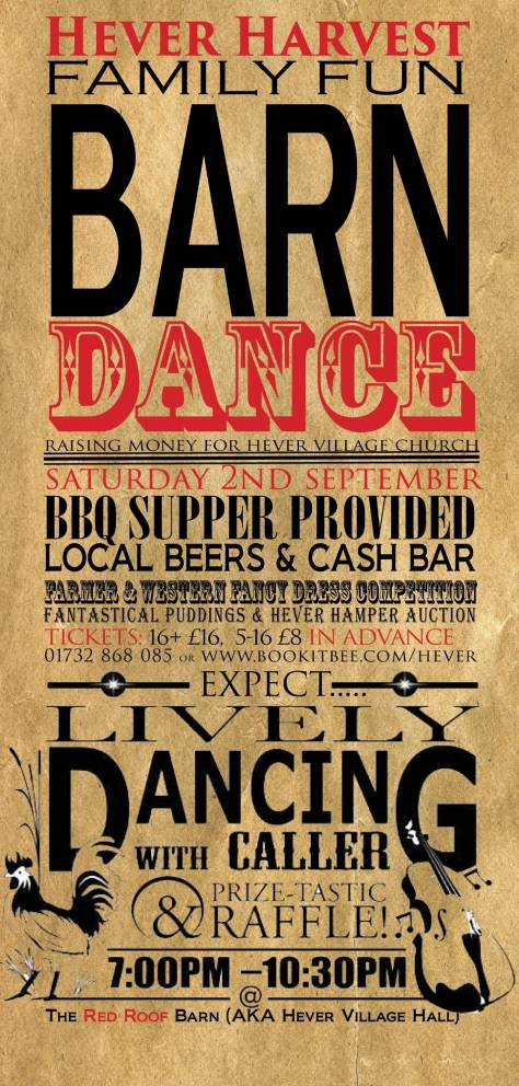 Hever Barn Dance 2017
