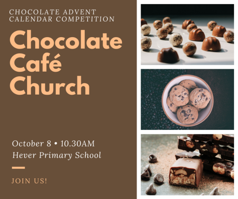 Cafe Church The Meaningful Chocolate Company Advent
