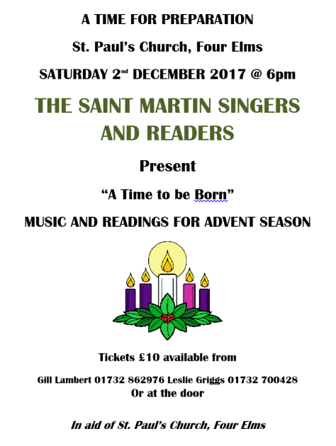 FE Advent concert