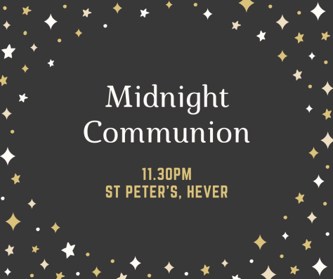 Christmas Midnight Communion