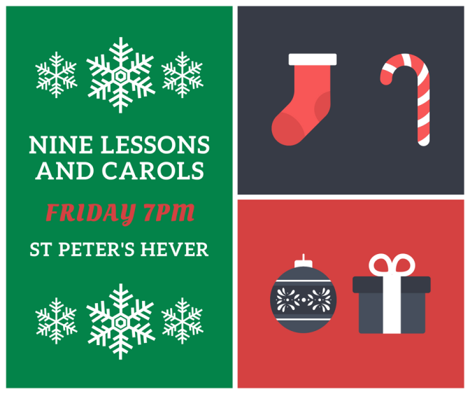Nine Lesson and Carols