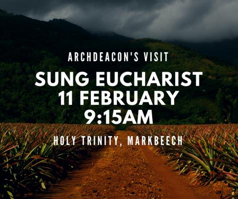Archdeacon's visit