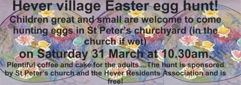 Hever Egg Hunt
