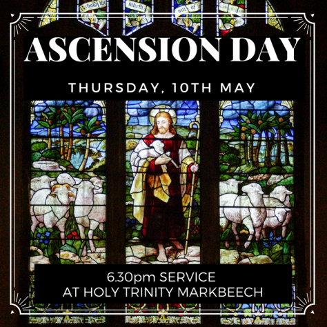 Ascension Day 2018