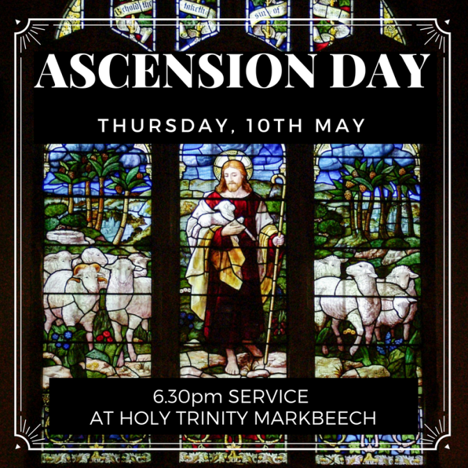 Ascension Day Communion