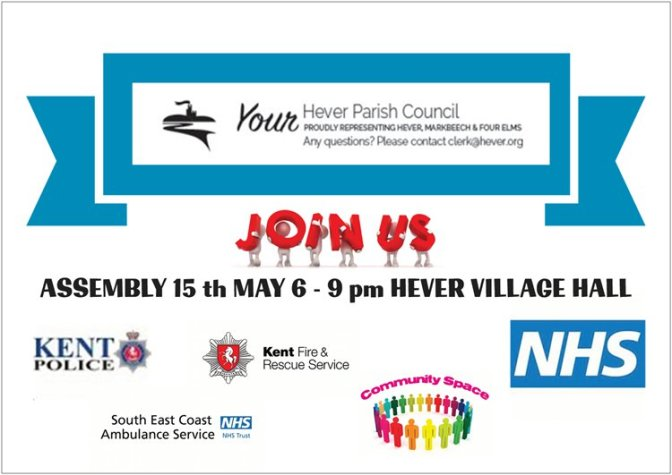 HEVER PARISH COUNCIL Annual Assembly