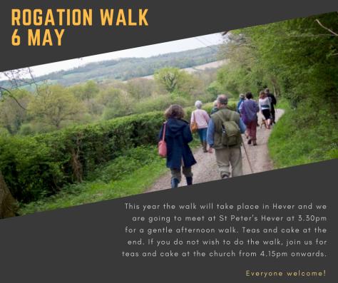 Rogation walk 2018