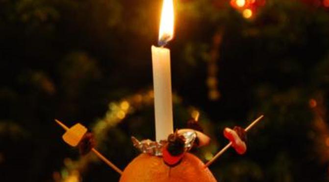 Christingle service Sunday 9th December