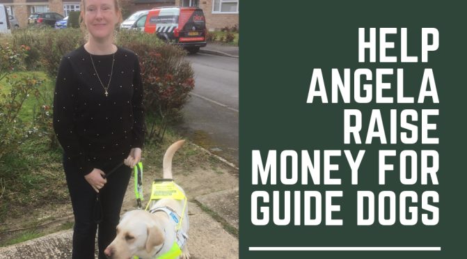 'Walk your socks off' for guide dogs