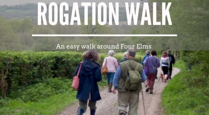 Save the date for the Rogation Walk