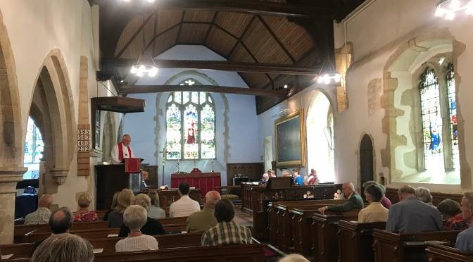 Prayers of Intercession 30 June Ana Roxburgh