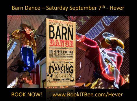 Hever Barn Dance 2019